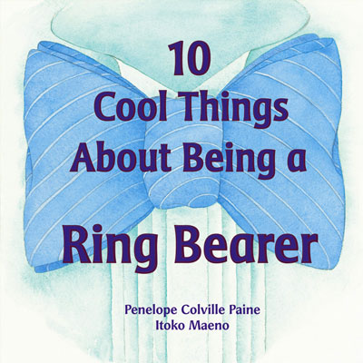 Cool Ring Bearer Book