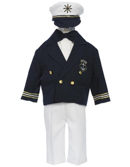 Captain Sailor Suit
