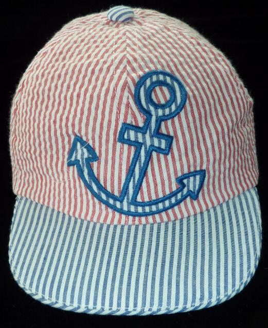 Baby Anchor Ball Cap