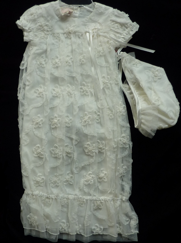 Baby Biscotti Ivory Gown