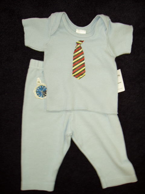 Baby Business Outfit