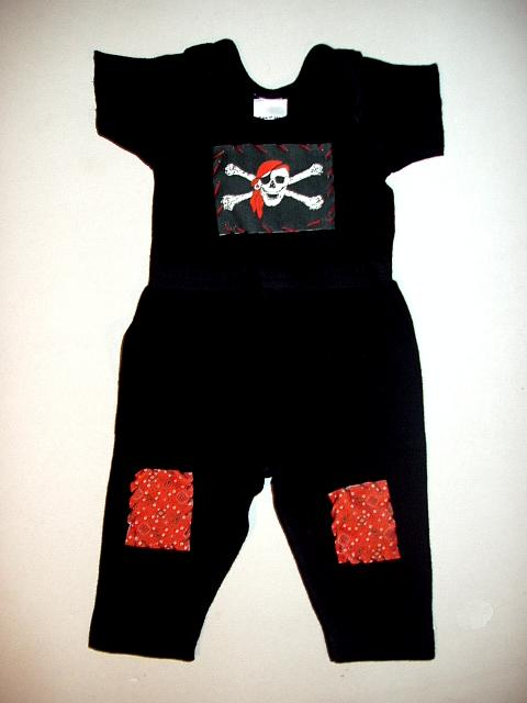 Baby Pirate Outfit