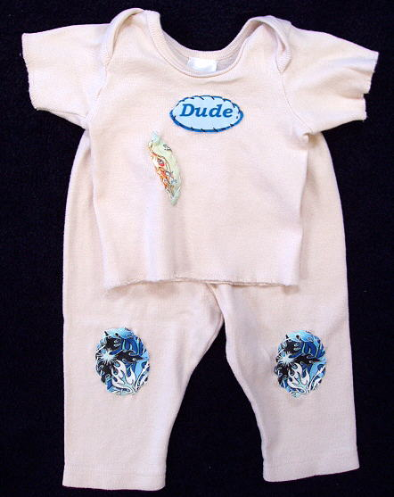 Baby Surf Outfit