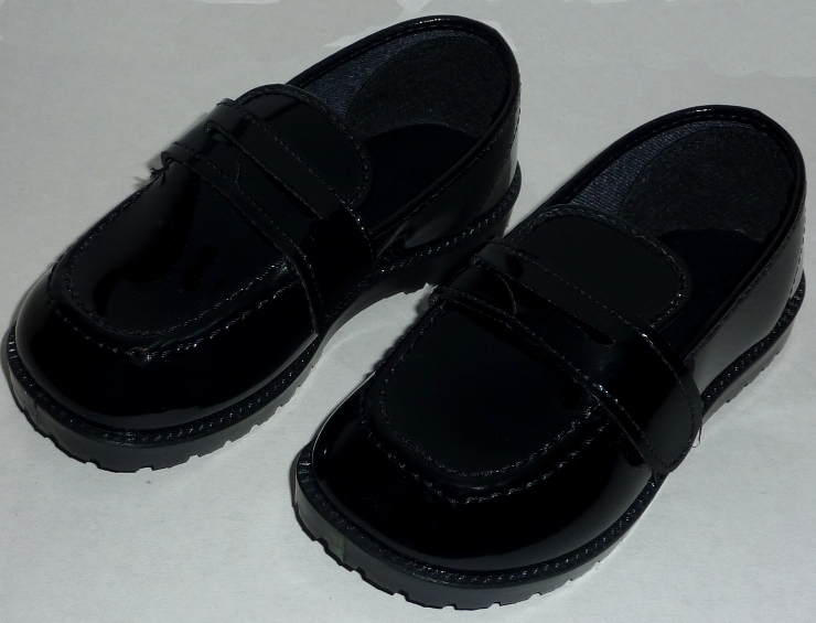 Little Boys Penny Loafer Shoes