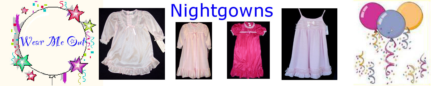 Girls Nightgowns