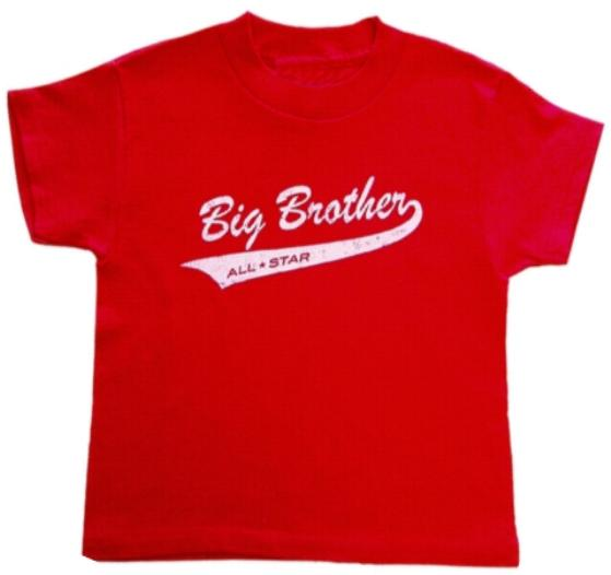 Big Brother All Star Shirt