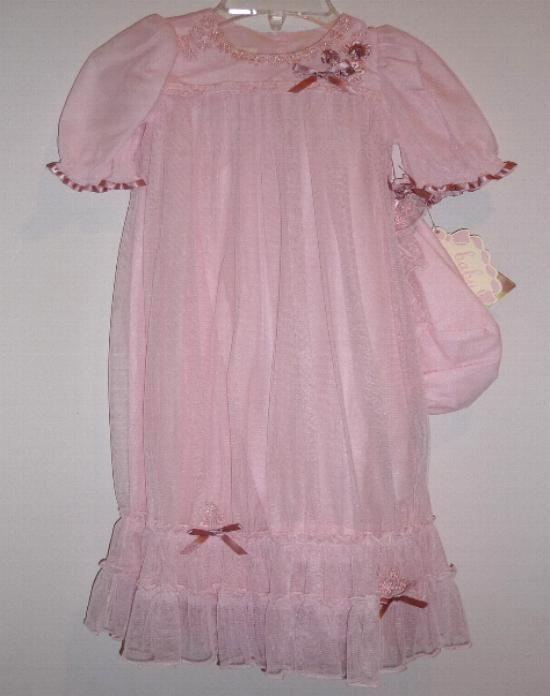 Biscotti Baby Gown