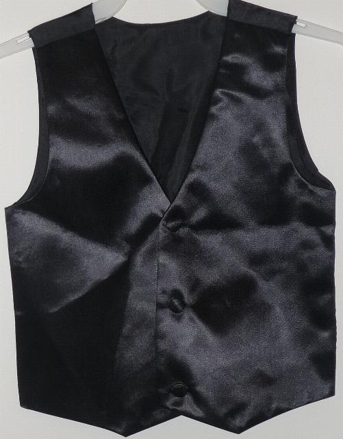 boys-black-satin-vest