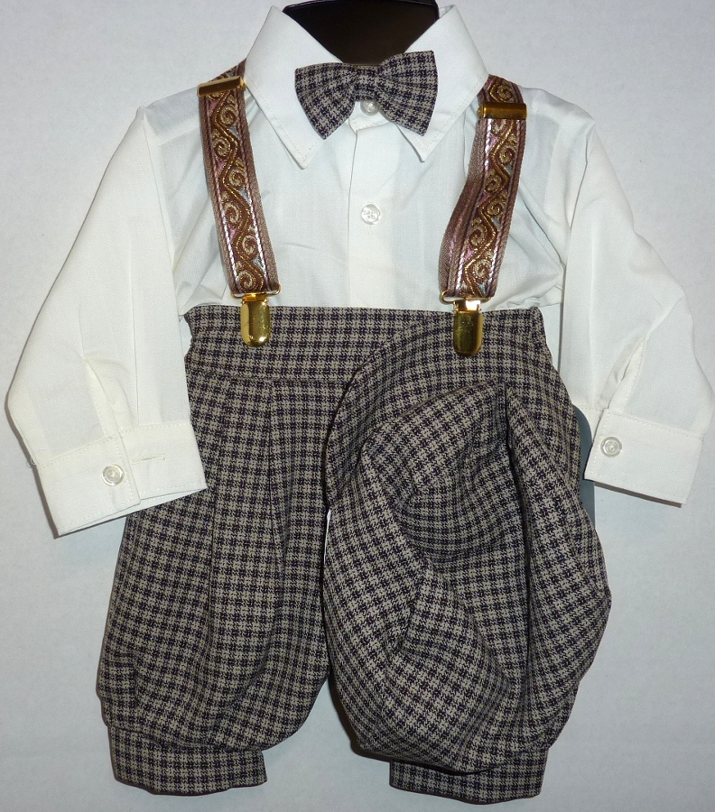 Baby and Infant Knicker Suit