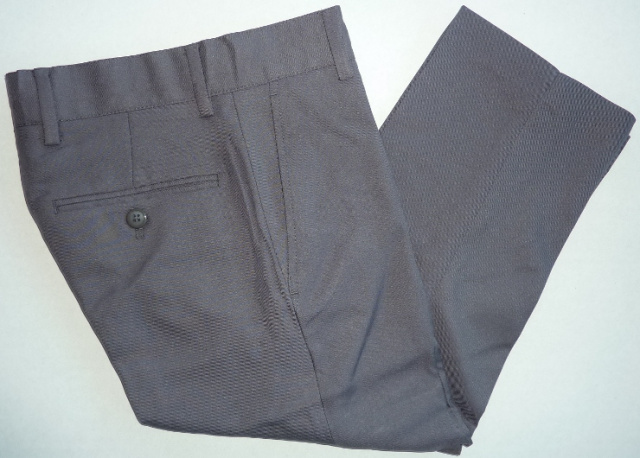 Boys Grey Dress Pants