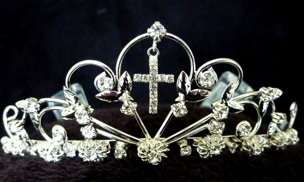 cross-tiara