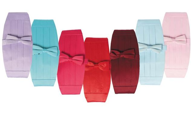 Boys Cummerbund Sets