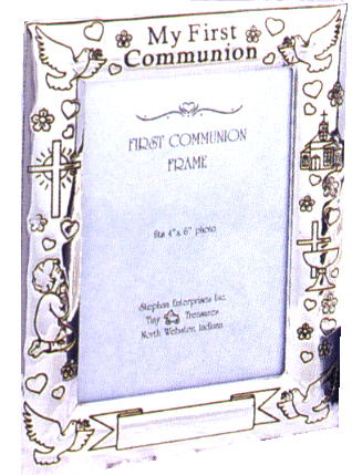 first_communion_picture_frame