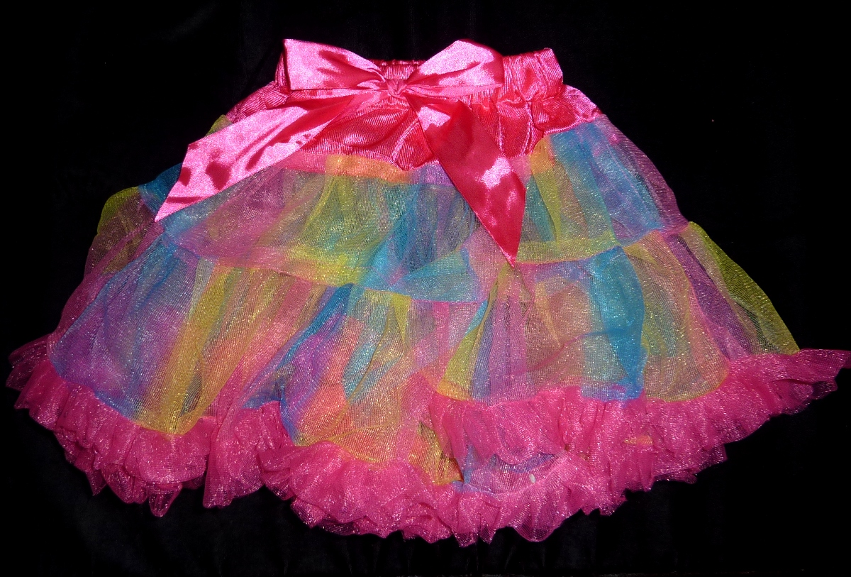 girls_rain_bow_pettiskirt