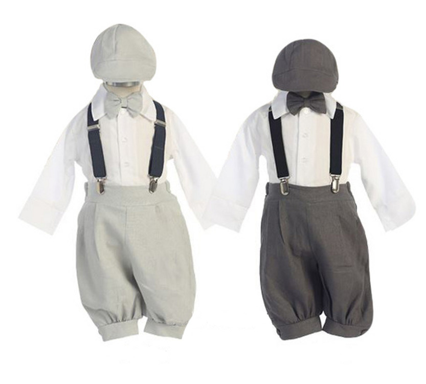 Boys Knicker Suit Sets