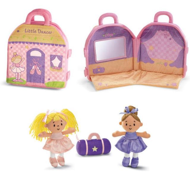Little Dancer Play Set