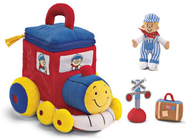 My Choo Choo Play Set
