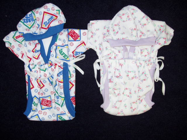 Preemie Hospital Outfit