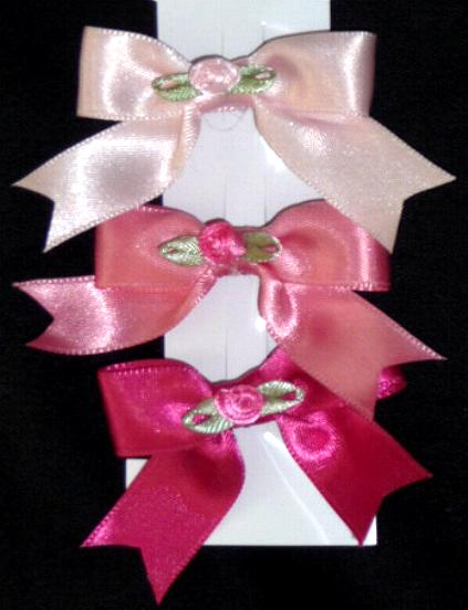 satin-bows-with-budlet-set
