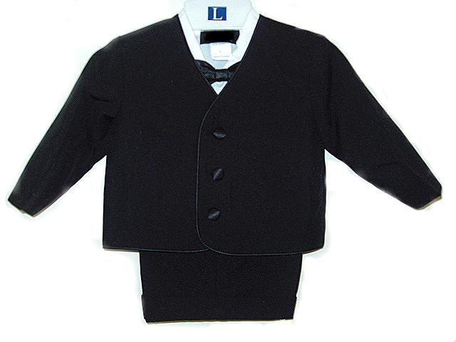 Baby and Infant Tuxedo with Shorts