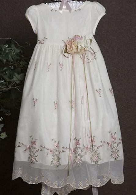 Girls Victorian Dress
