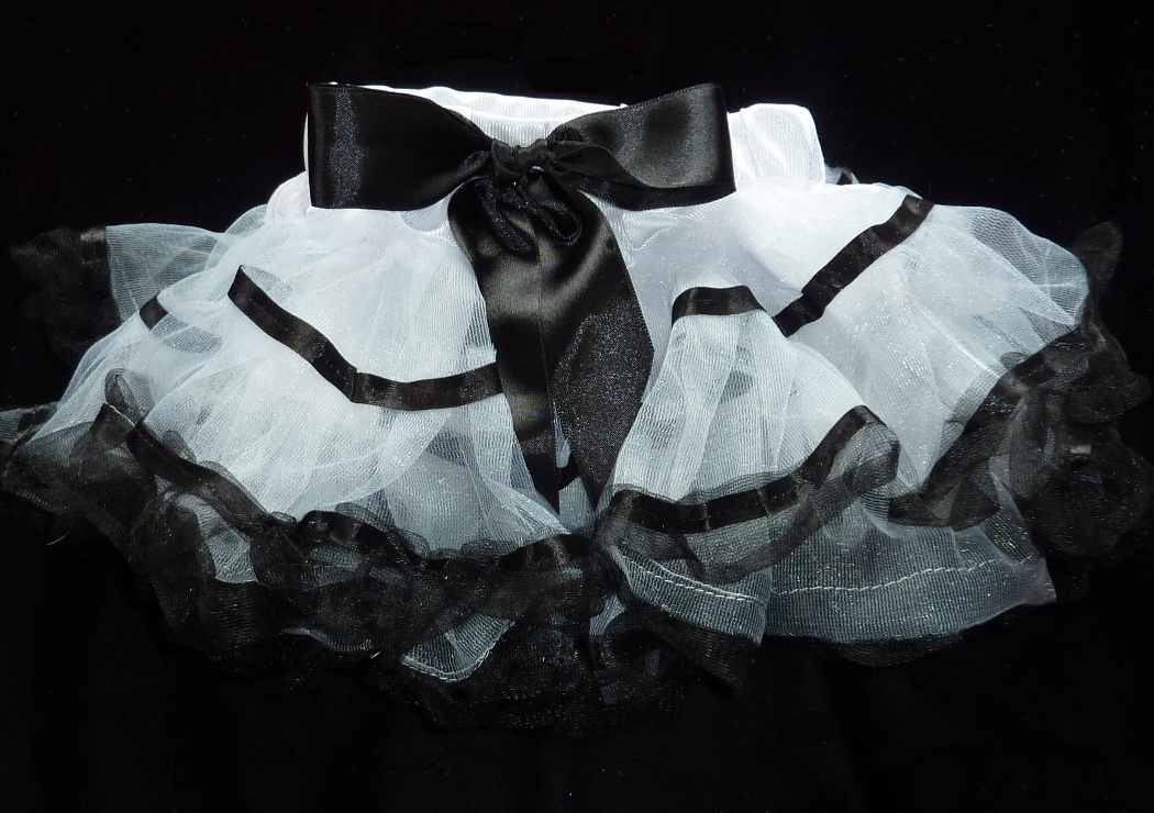 white-and-black-petti-skirt